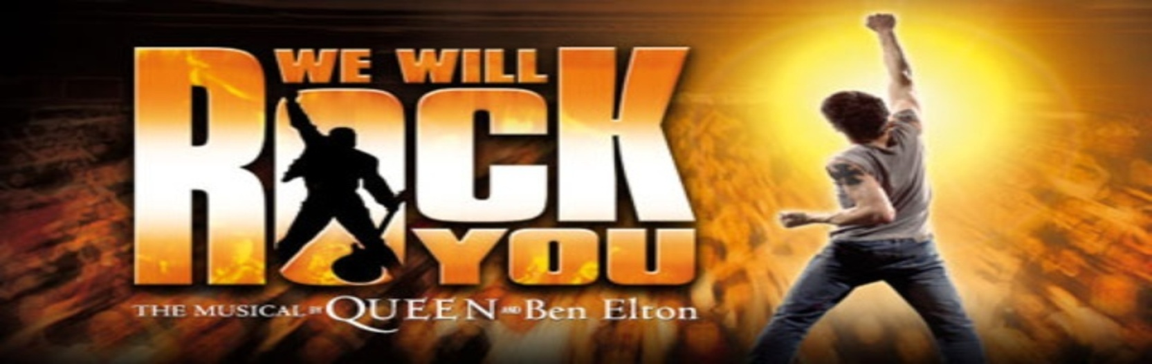 WE WILL ROCK YOU – 2
